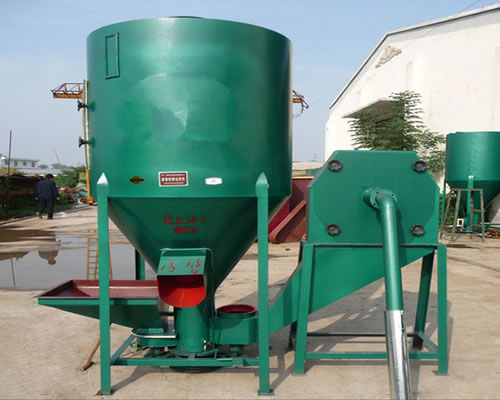 Feed Mixer Grinder Machine