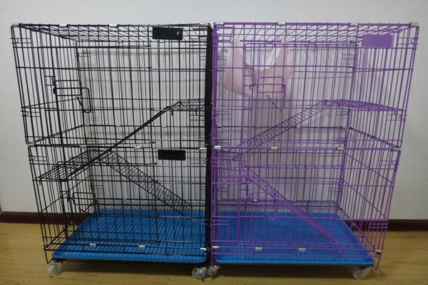 3 Tiers Cat Cage